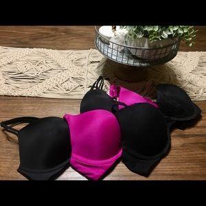 Victoria's Secret Push-up Bras